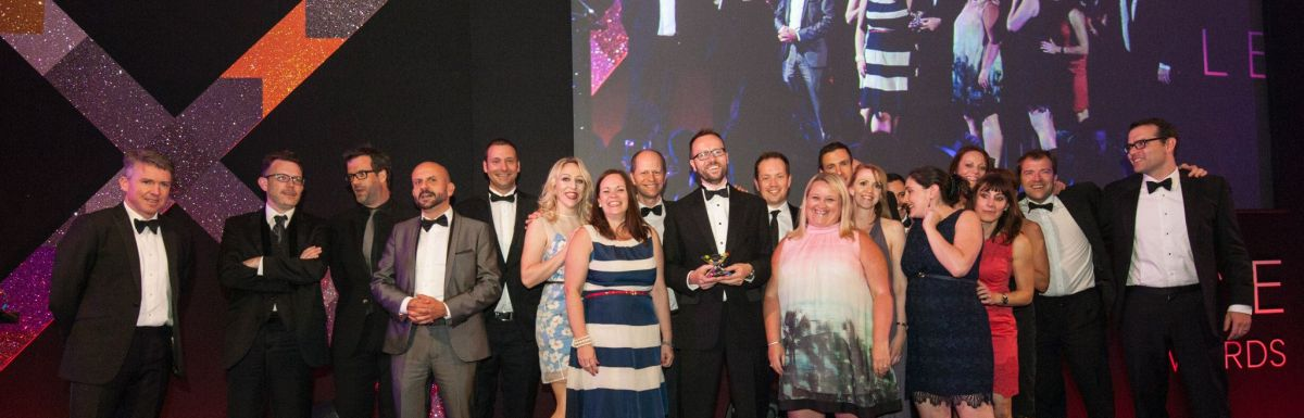 EDF Energy win the Grand Prix at the Marketing Society awards