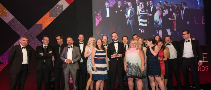 EDF Energy win the Grand Prix at the Marketing Society awards