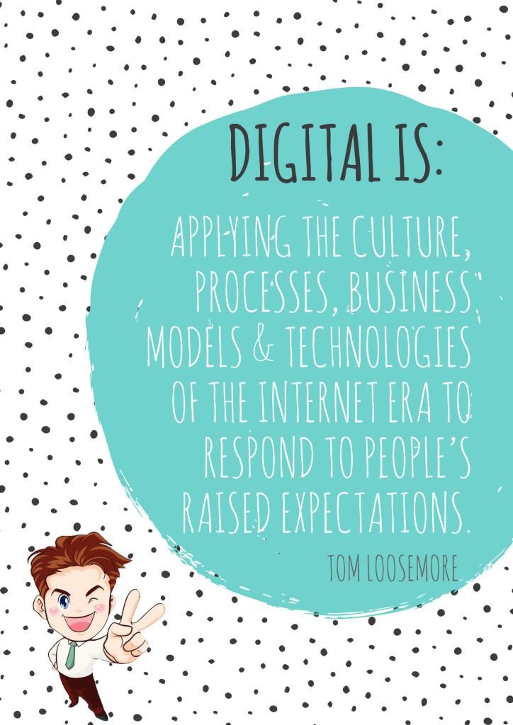 Definiton of Digital