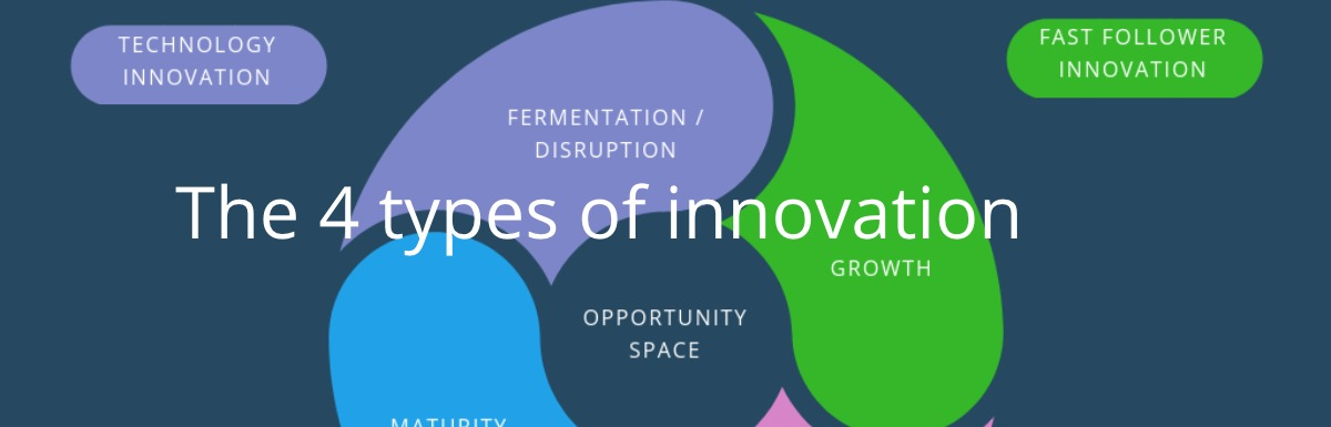 The 4 types of innovation