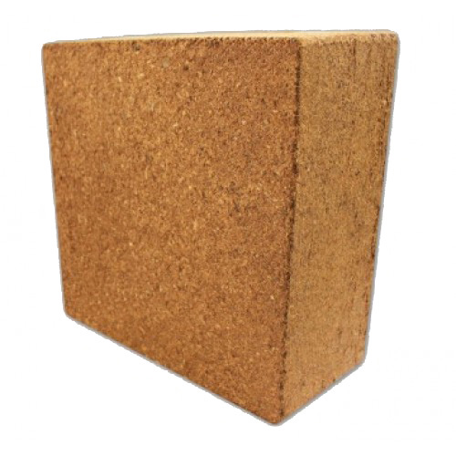 Washed 5kg Coco Coir Peat Block