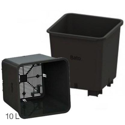 bato square pots 10 liters