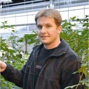 Dean Kopsell greenhouse University Tennessee