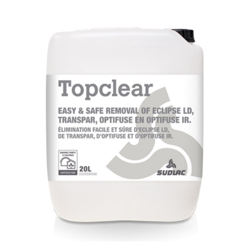 Sudlac-topclear-coating-removal