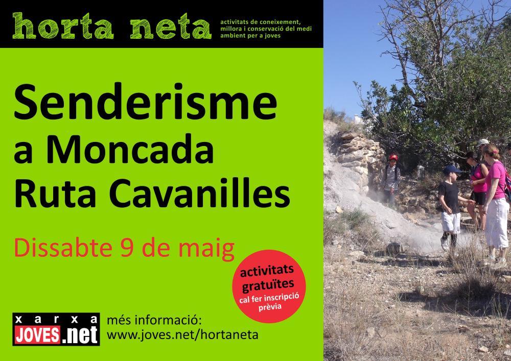 Senderisme a Moncada - Ruta Cavanilles (2/2)