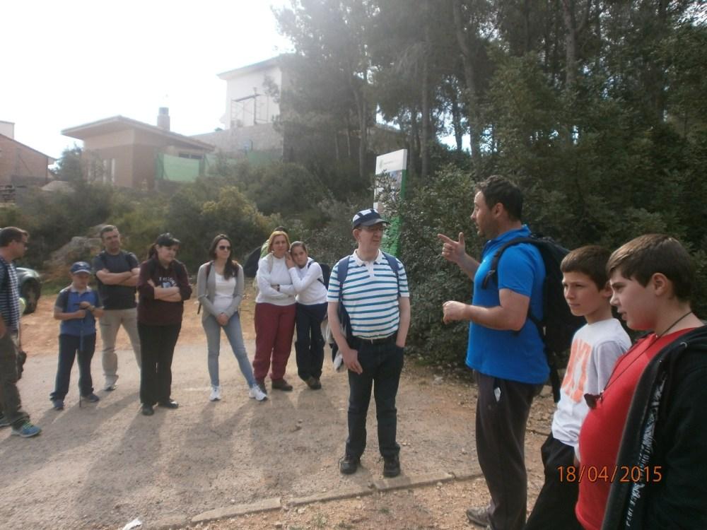 Crónica d'Horta Neta a la Serra Perenxisa (1/6)