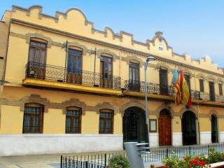 Almàssera cancel·la 987.538,75 euros del seu préstec amb les entitats financeres