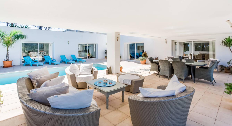 Villa en Sotogrande de 2,3 millones de euros comercializada por Engel.