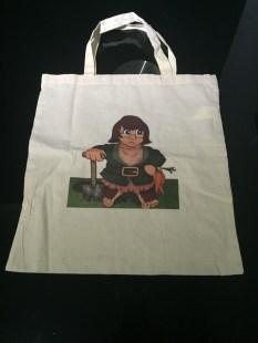 Petal Canvas Bag £4.50