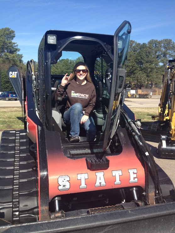Go Pack - 2015 PLANET Student Career Days at NC State University