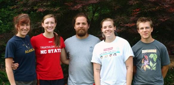 JC Raulston 2015 Summer Interns