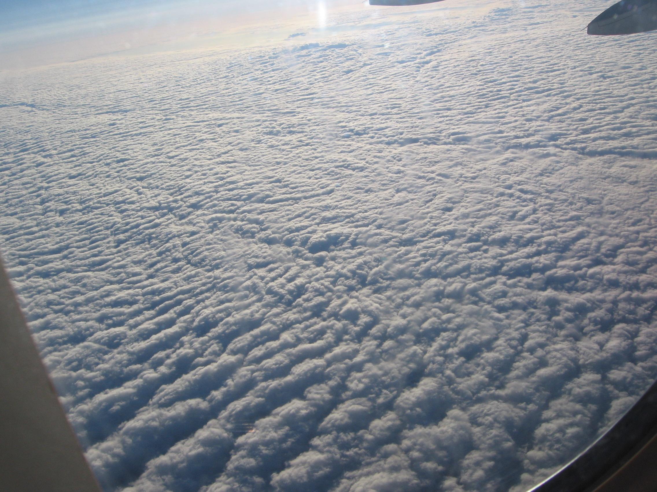 Wool Clouds