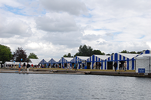 The boat houses