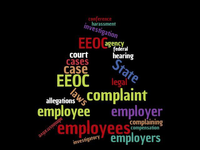 Responding to Employment Discrimination Complaints - Horton
