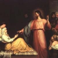 Evanghelia după Marcu 1:29-31