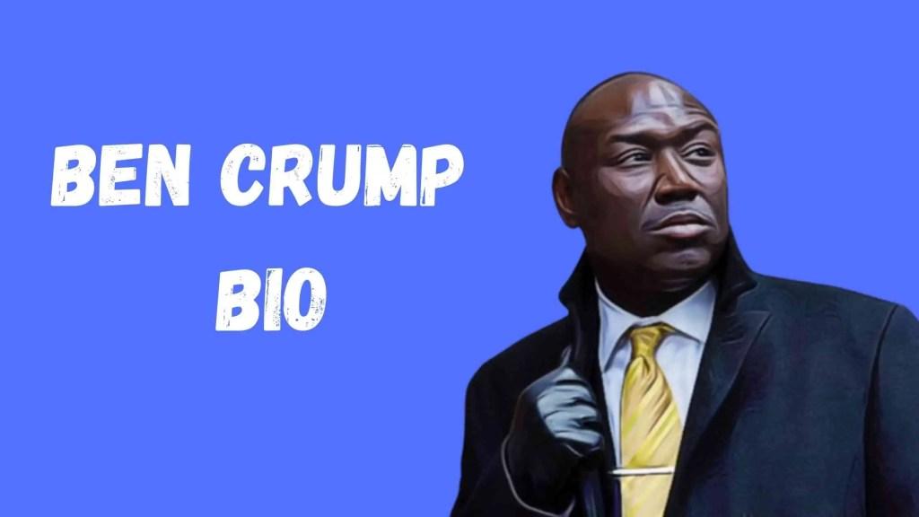 BEN CRUMP BIO