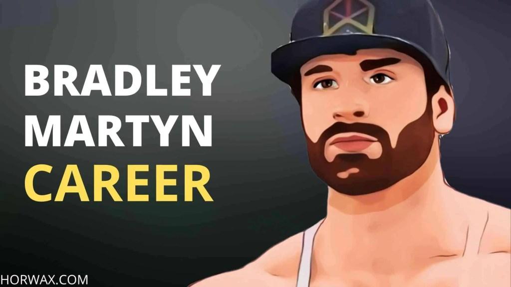 BRADLEY MARTYN CAREER