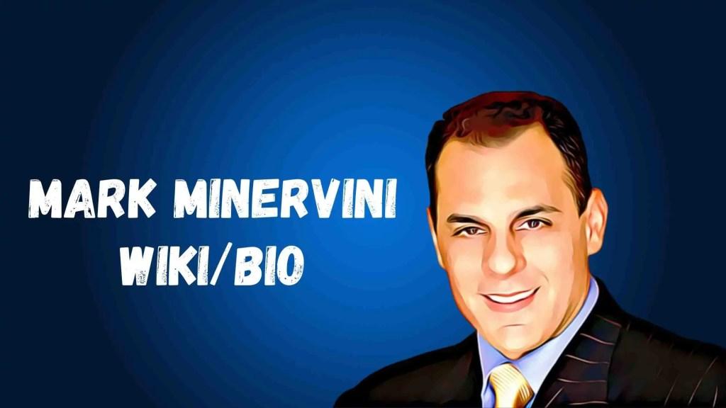 Mark Minervini Bio