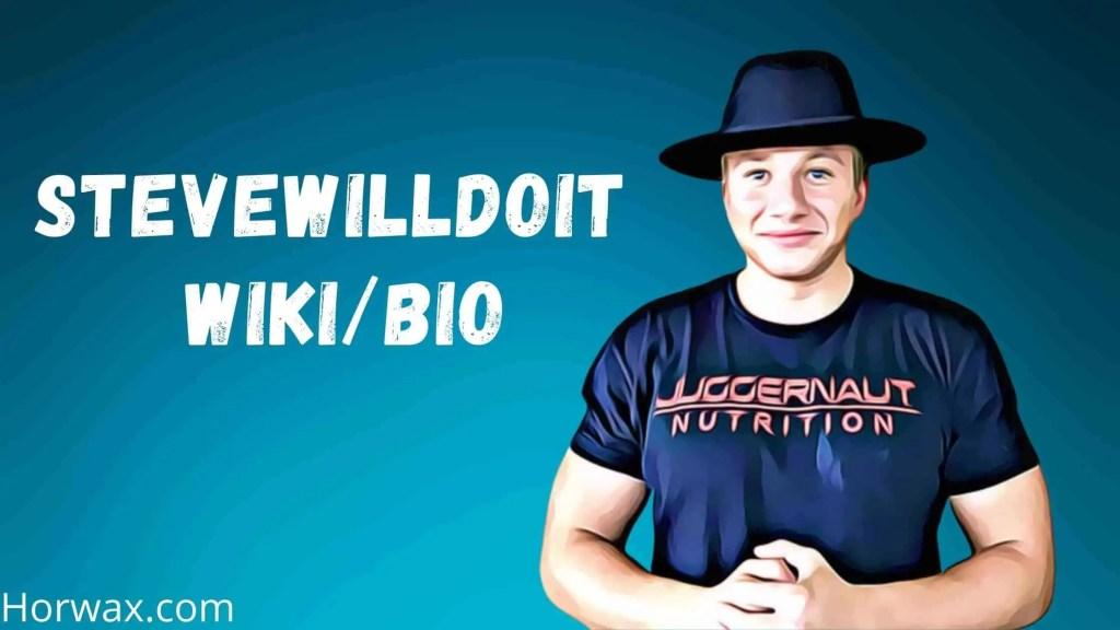 Stevewilldoit Bio