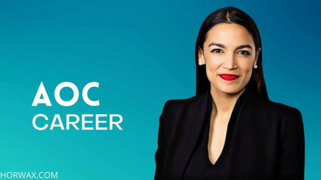 AOC Net Worth & Professional Career