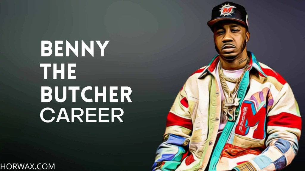 Benny The Butcher Net Worth & Professional Career