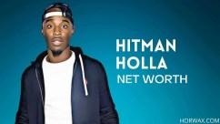Hitman Holla Net Worth, Career & Full Bio (2021)