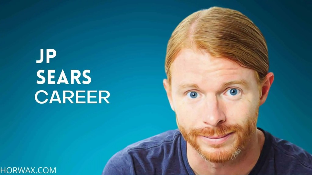 JP Sears Net Worth & Professional Career