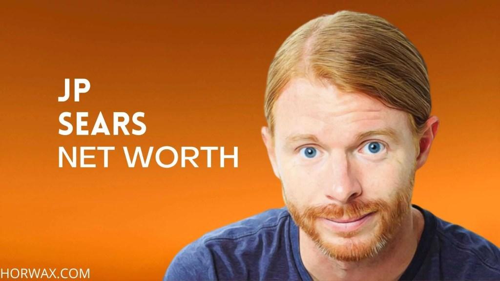 JP Sears Net Worth