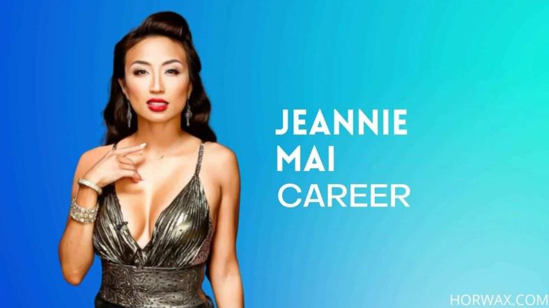 Jeannie Mai Net Worth & Professional Career