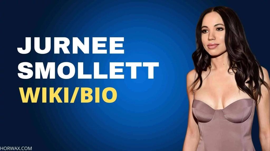 Jurnee Smollett Bio