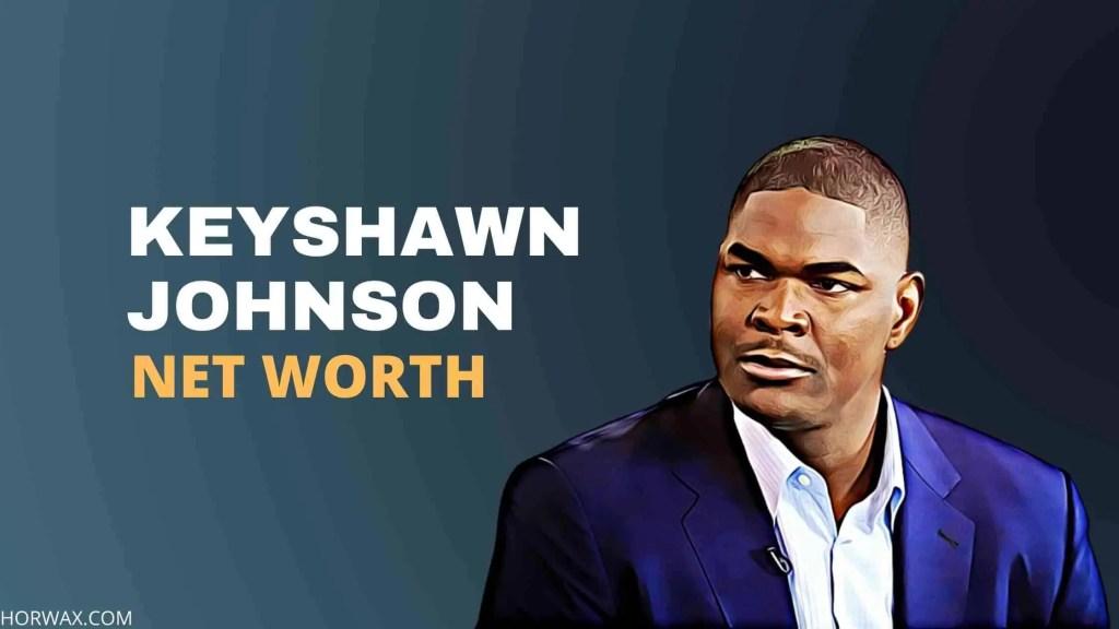 Keyshawn Johnson Net Worth
