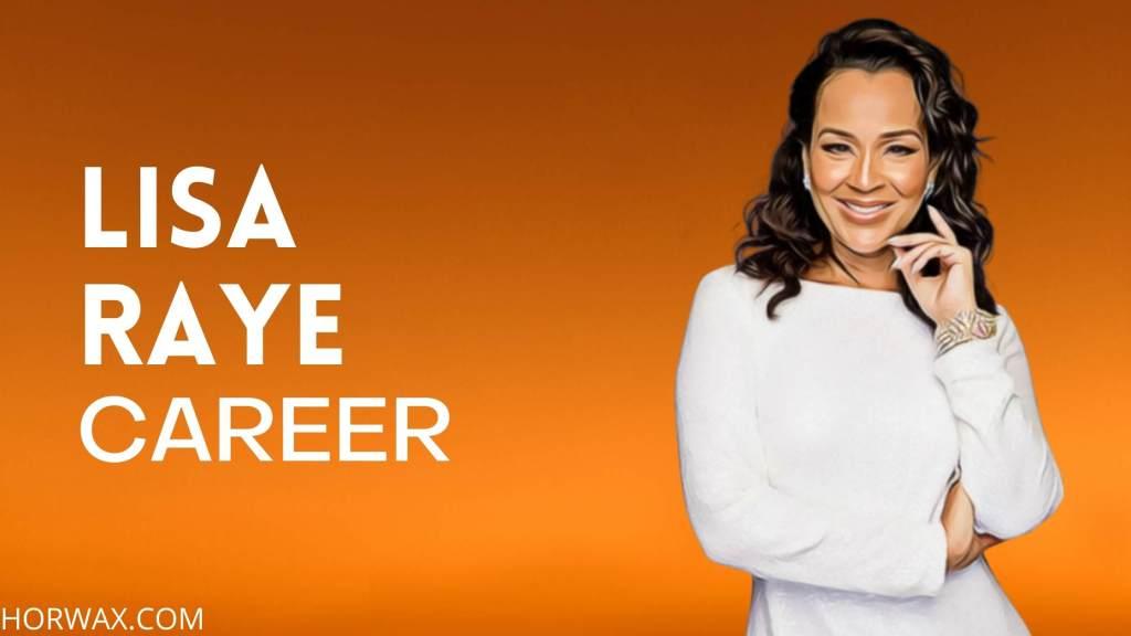 Lisa Raye Net Worth & Professional Career