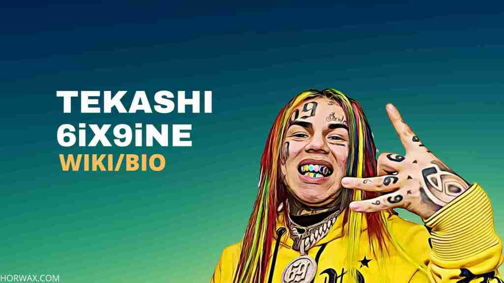 tekashi 6ix9ine wiki & bio