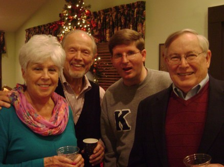 Board Christmas party
