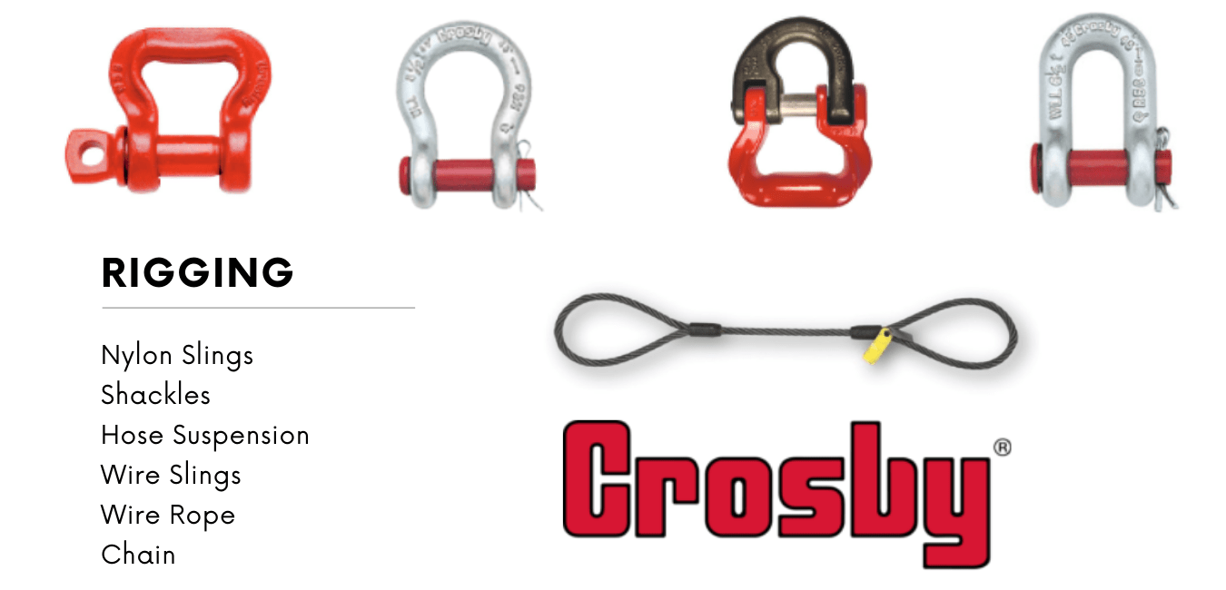 crosby rigging equipment