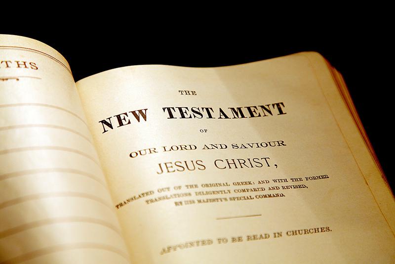 Who canonized the New Testament?
