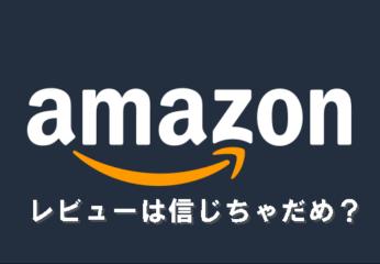 Amazonの購入者レビューが信用できない!失敗しないネットショッピングをするには?