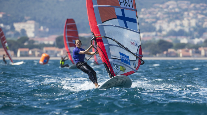 ISAF Sailing World Cup Hyeres