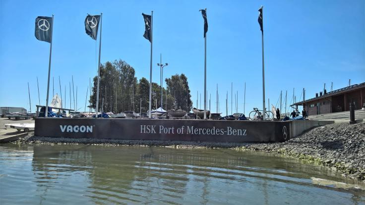 HSK Port Of Mercedes benz
