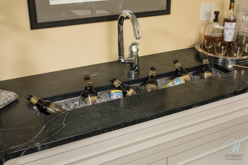 bar sink design