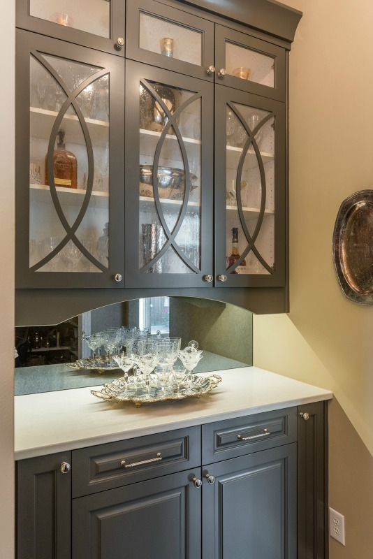 Butlers pantry design