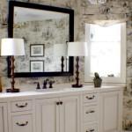 Elegant Powder Bathroom