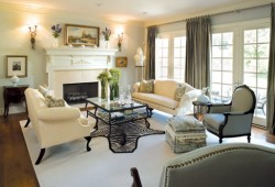 Hoskins Interior Design | Sitting Area