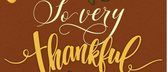 Happy Thanksgiving from Hoskins Interior Design