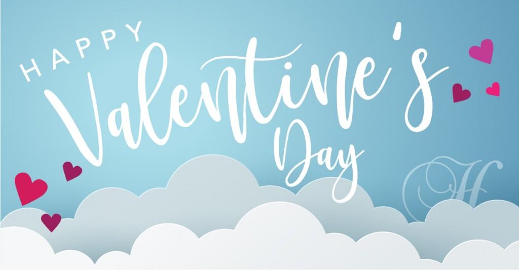 Happy Valentine's Day from Hoskins Interior Design
