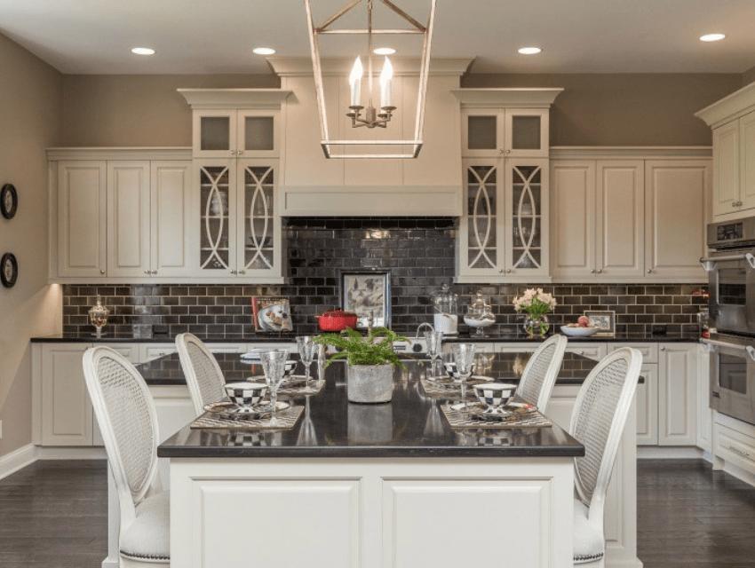 Hoskins-interior-design-Indianapolis-IN-kitchen-gray-tile-backsplash-white-cabnitry