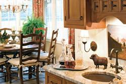 Hoskins Interior Design | Kitchen