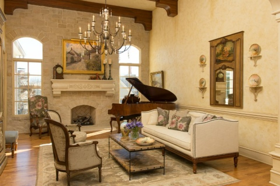 French Country Furnishings | Hoskins Interior Design
