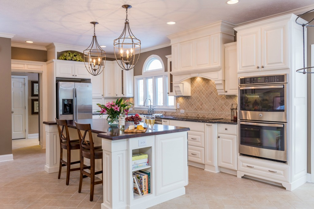As Indianapolis Interior Designers, We Often Work With Local Partners On  New Construction Or Remodeling Projects. Such Was The Case For A Recent  Kitchen ...