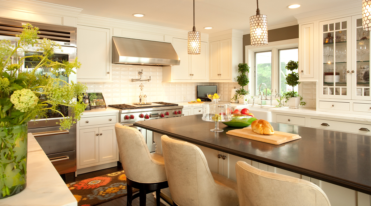 Distinctive Interior Design Tip: Layered Lighting